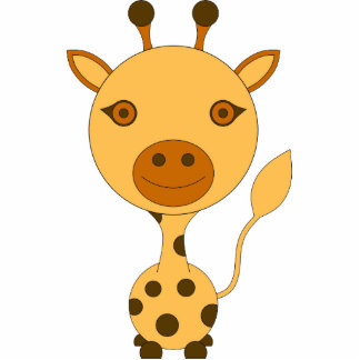Escultura girafa decoração câmara criança bebé esculturafoto