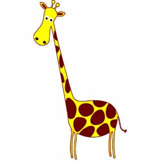 Esculturas do girafa, pinos, correntes chaves, ou  foto escultura