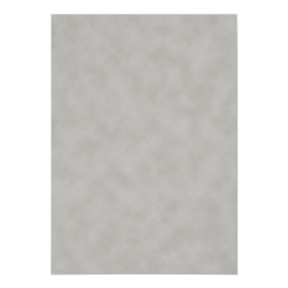 Escuro - fundo cinzento da textura do pergaminho convite 12.7 x 17.78cm