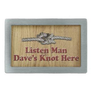 Escutam os Multi-Produtos do nó de Dave do homem