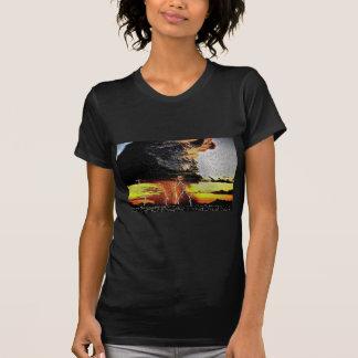Esmalte da tempestade 8 camiseta