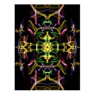 Esotérico & Mystical Cartão Postal