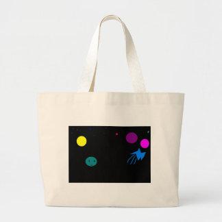 espaço bolsas para compras