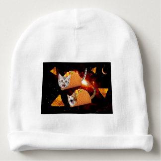 Espaço dos gatos do Taco Gorro Para Bebê