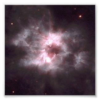 Espaço Hubble da nebulosa NGC 2440 Impressão Fotográfica