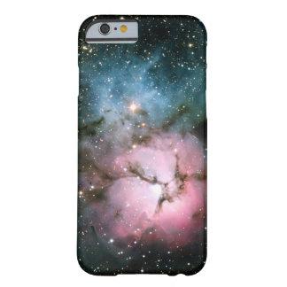 Espaço legal da natureza do geek do hipster da capa barely there para iPhone 6