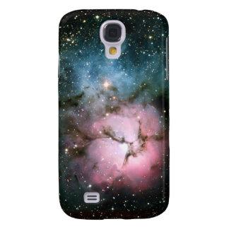 Espaço legal da natureza do geek do hipster da capas samsung galaxy s4