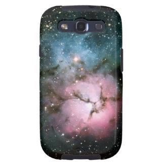 Espaço legal da natureza do geek do hipster da capinha samsung galaxy s3