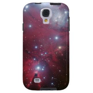 Espaço legal da natureza do geek do hipster da gal capa galaxy s4