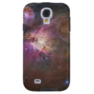 Espaço legal da natureza do geek do hipster da gal capa para galaxy s4
