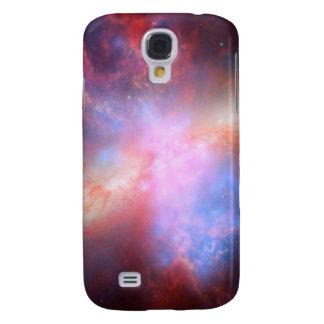 Espaço legal da natureza do geek do hipster da gal galaxy s4 cases