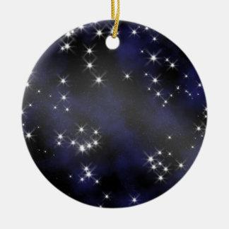 Espaço profundo Collectible - personalize Enfeites De Natal