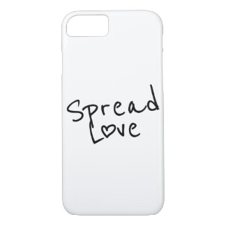 Espalhe o amor capa iPhone 7
