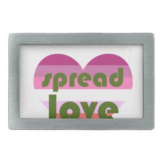 Espalhe o amor lésbica