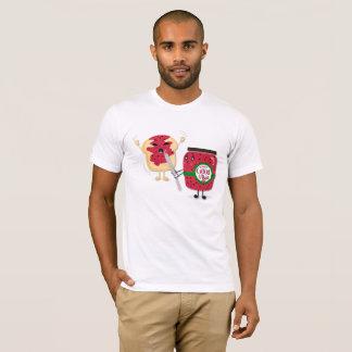 Espalhe o bom t-shirt das impressões camiseta
