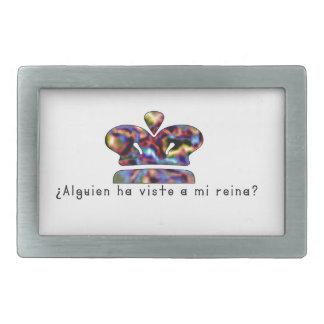 Espanhol-Rainha
