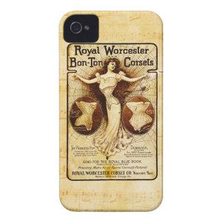 Espartilhos reais de Worcester Capa Para iPhone