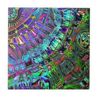 Espectro abstrato das formas