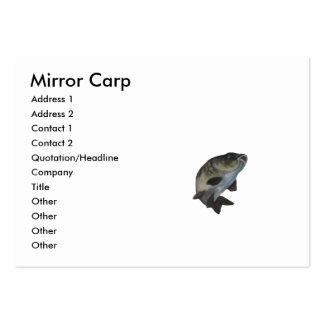 ESPELHE a cópia CARP1, nomeie-a, o endereço 1, Cartão De Visita Grande