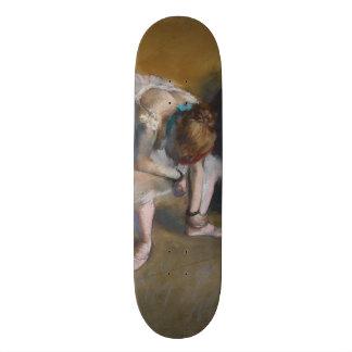 Espera por Edgar Degas Skates