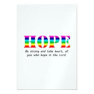 Esperança Convite