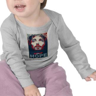 Esperança do Jesus Cristo Tshirt