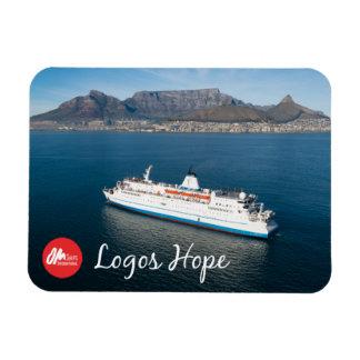 Esperança dos logotipos no ímã II de Cape Town