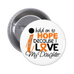 Esperança para meu MS da esclerose múltipla da fil Boton