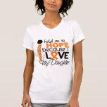 Esperança para meu MS da esclerose múltipla da fil Tshirts