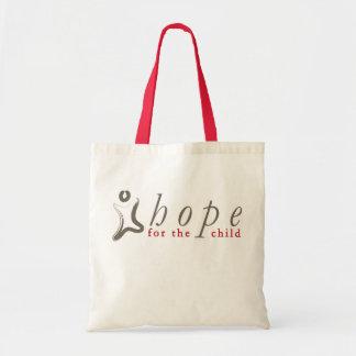 Esperança para o bolsa da criança