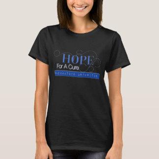 Esperança para uma camisa da artrite reumatóide da