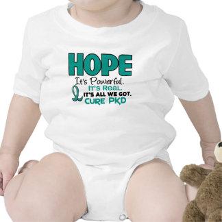 ESPERANÇA Polycystic 1 da doença renal de PKD Macacãozinhos Para Bebê