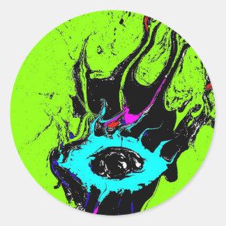 Espião 2 do olho adesivo
