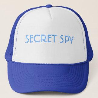 Espião secreto - boné customizável -