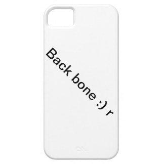 espinha dorsal da case mate do iPhone 5/5S:) r Capa Para iPhone 5