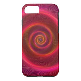 Espiral do sangue capa iPhone 7