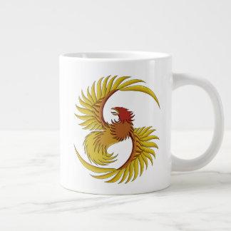 Espírito da caneca do jumbo de Phoenix