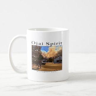 Espírito de Ojai: A caneca de café do salvamento