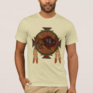 Espírito do búfalo camiseta