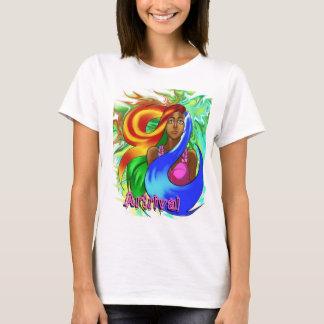 Espírito do elemento camiseta
