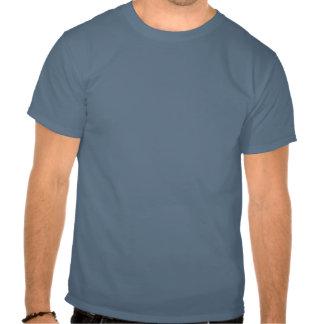 Espírito do filho do pai santamente camisetas