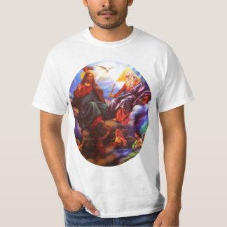 Espírito Santo do filho do pai do Jesus Cristo da T-shirt