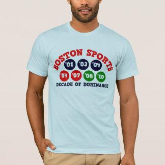 Esportes de Boston - década do domínio Tshirts