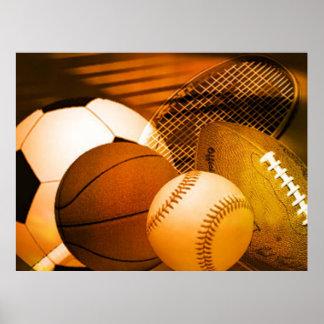 Esportes - poster