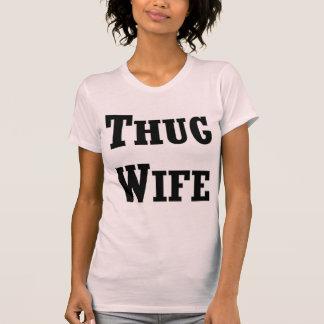 Esposa do vândalo camiseta