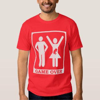Esposa grávida - jogo sobre tshirts