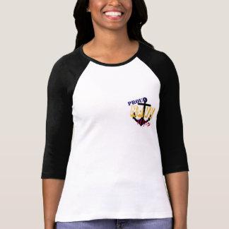 Esposa orgulhosa do marinho camisetas