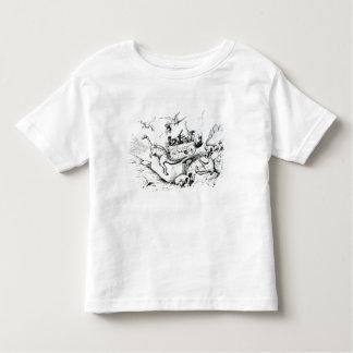 Espreitadelas pré-históricas, 1894 camiseta