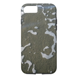 Espuma dispersada do mar do oceano capa iPhone 7