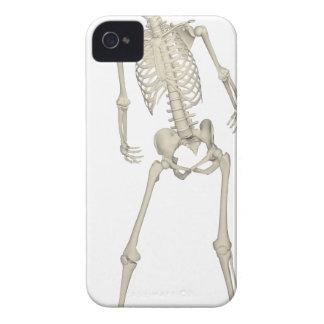 Esqueleto #7 capa para iPhone 4 Case-Mate